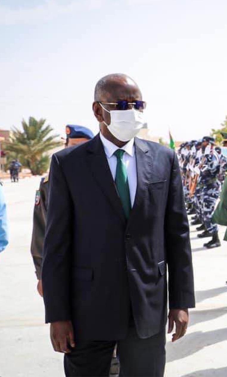 Le ministre de l'intérieur : « la situation sécuritaire en Mauritanie est sous contrôle »