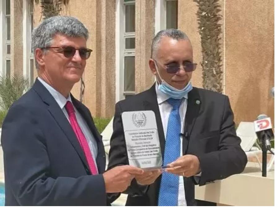 La CNDH rend hommage à l'Ambassadeur Chef de l'UE à la fin sa mission