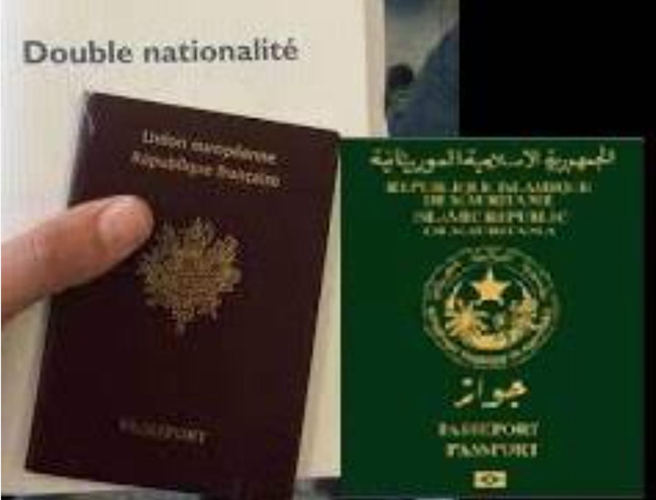 La double nationalité en Mauritanie : L'offre de citoyenneté discriminée