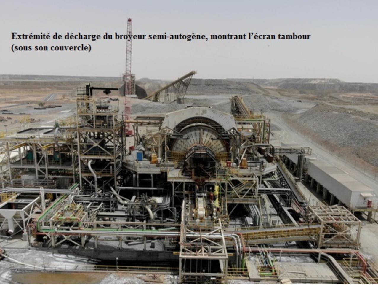 Reprise des activités minières et du Projet 24k à Tasiast