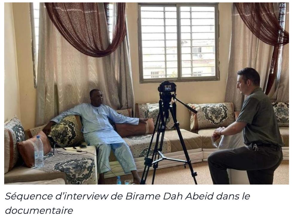 Le tournage d'un documentaire sur l'esclavage à Dakar nourrit la polémique en Mauritanie