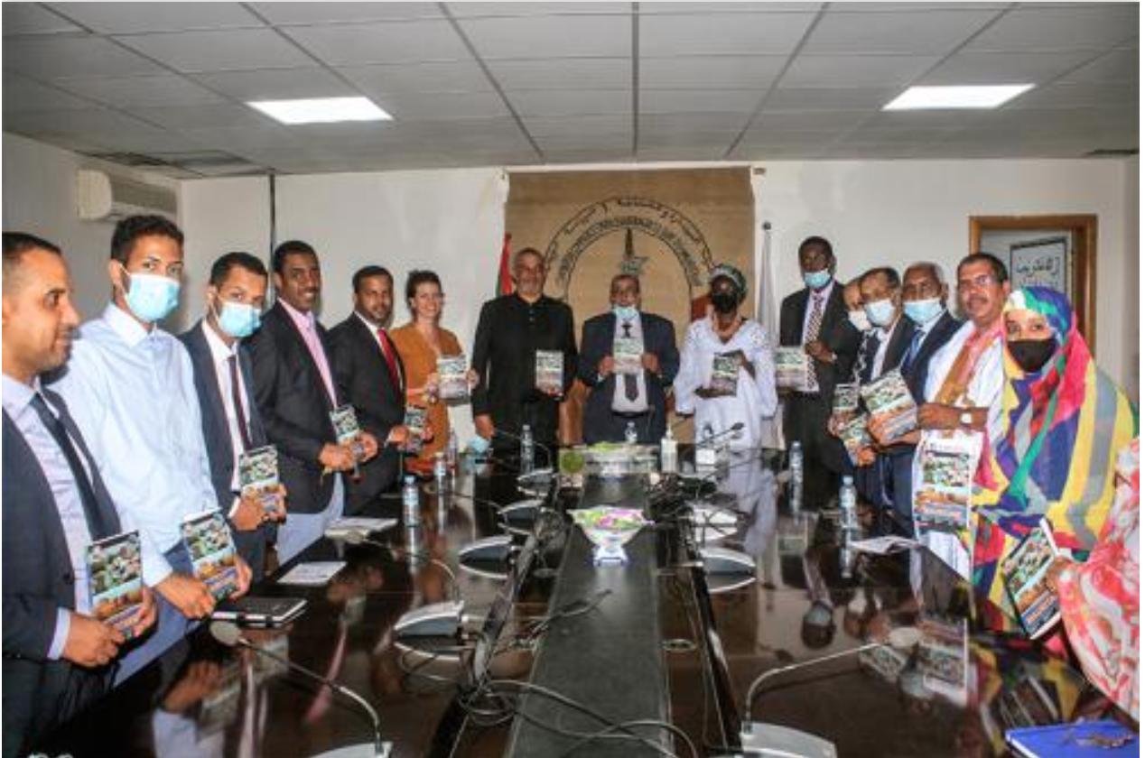 Lancement du premier numéro du guide des affaires de Mauritanie