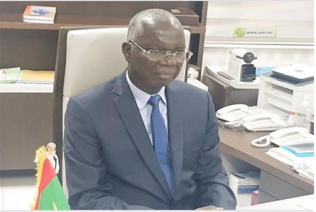 Entretien avec Ousmane Kane ministre des affaires économiques