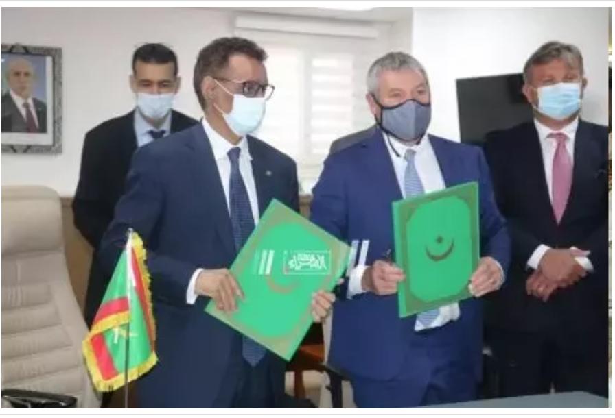 Signature d'un accord définitif entre Kinross Gold et la Mauritanie
