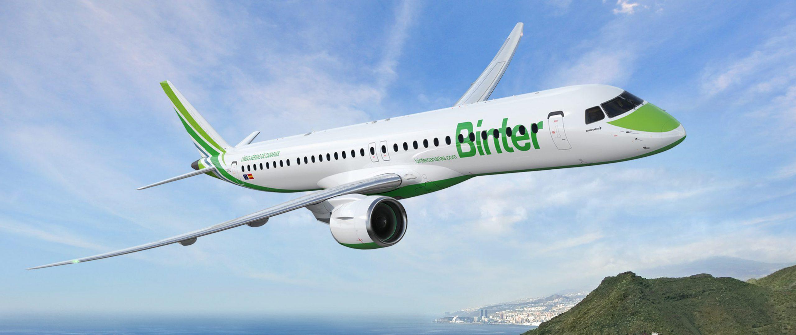 Binter reliera la Mauritinie et les Îles Canaries deux fois par semaine