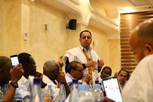 Le président de la FFRIM chargé par la CAF de préparer la super ligue africaine