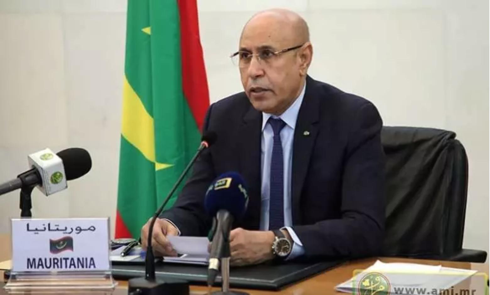 Entretiens présidentiels après l'enlèvement de deux mauritaniens sur un chantier au Mali