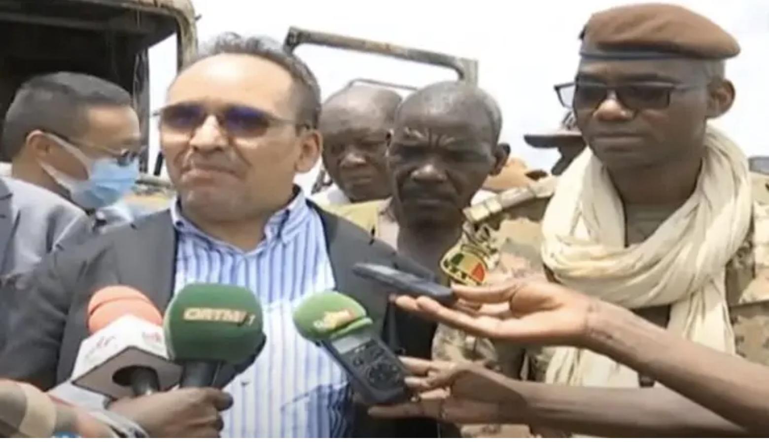 L'ambassadeur de Mauritanie au Mali : « nous sommes satisfaits des efforts déployés par le Mali pour libérer les personnes enlevées sur le site de l'ATTM »