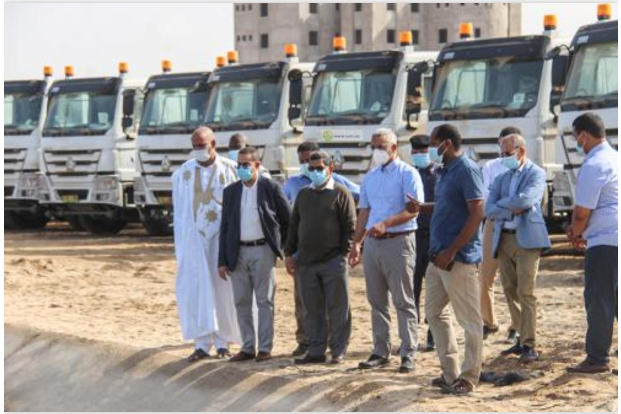Nos équipes d'assainissement sont en état d'opérabilité pour intervenir à tout moment (ministre de l'Hydraulique et de l'Assainissement)