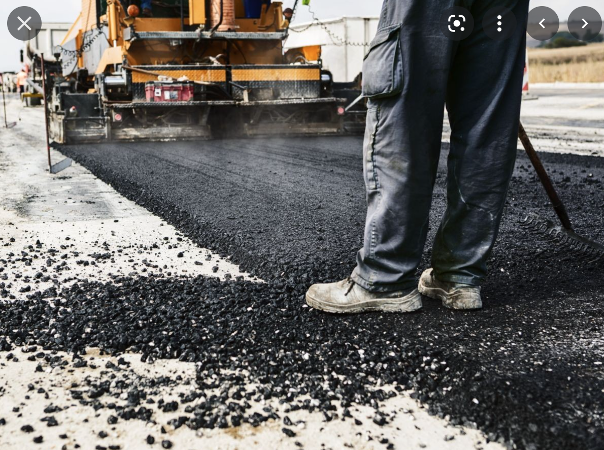 La société ETER entreprend la réhabilitation de l'axe routier Tintane-Aioun