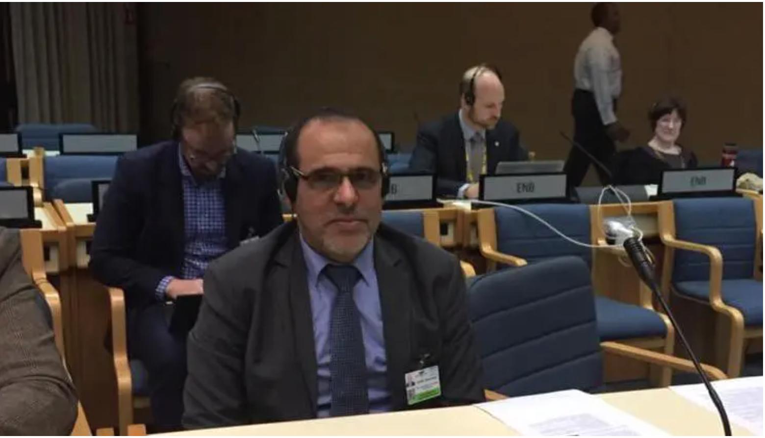Un candidat mauritanien pour la direction générale de l'organisation arabe pour le développement agricole