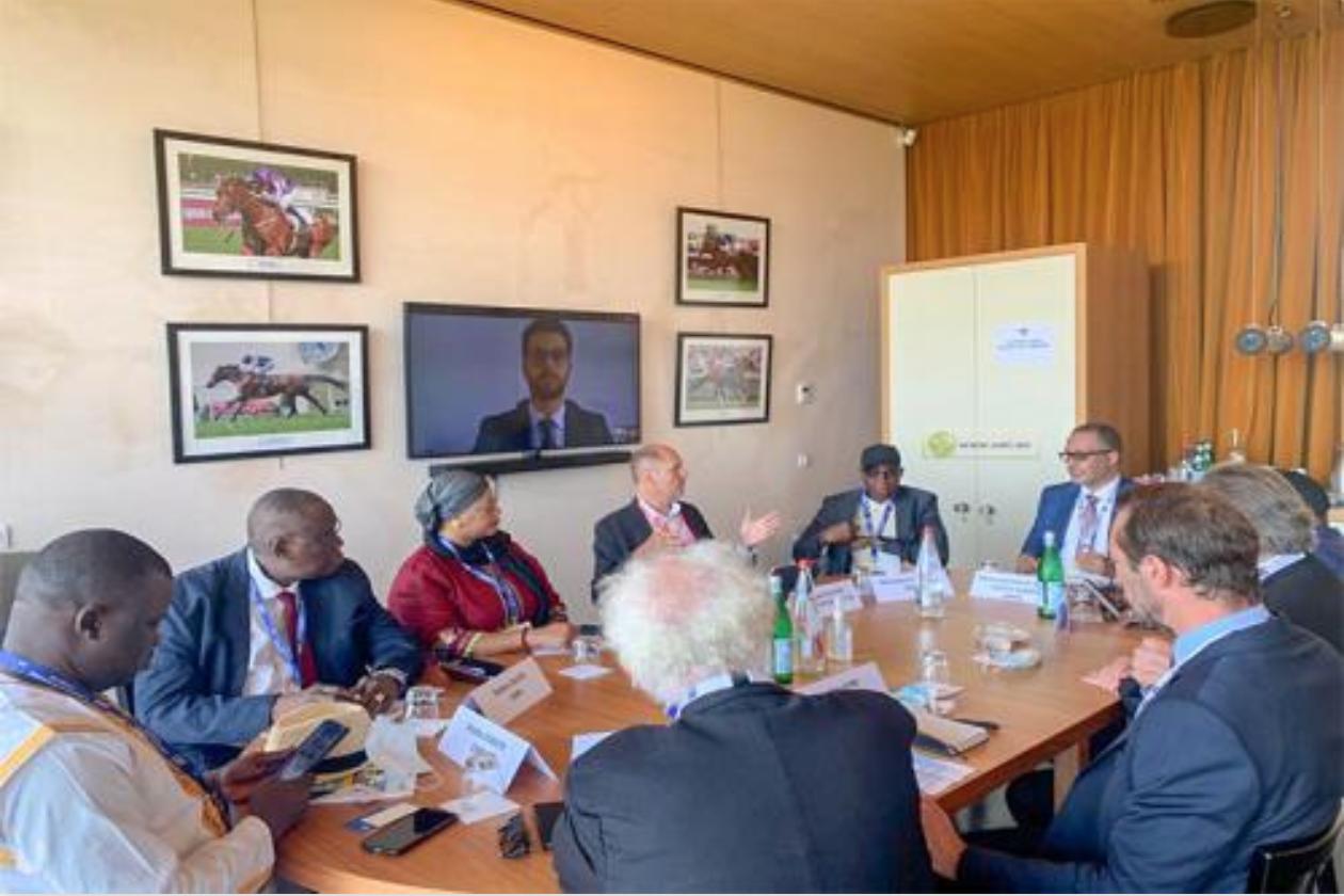 L'Union des hommes d'affaires des pays du G5 Sahel et le MEDEF annoncent la mise en place de projets d'investissement
