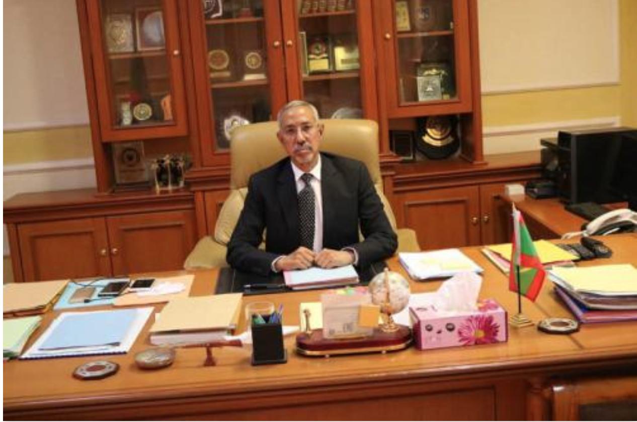 Retour à Nouakchott du ministre de la Défense nationale en provenance du Mali