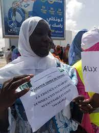 Nouvelle manifestation des femmes leaders contre la vie chère et la violence