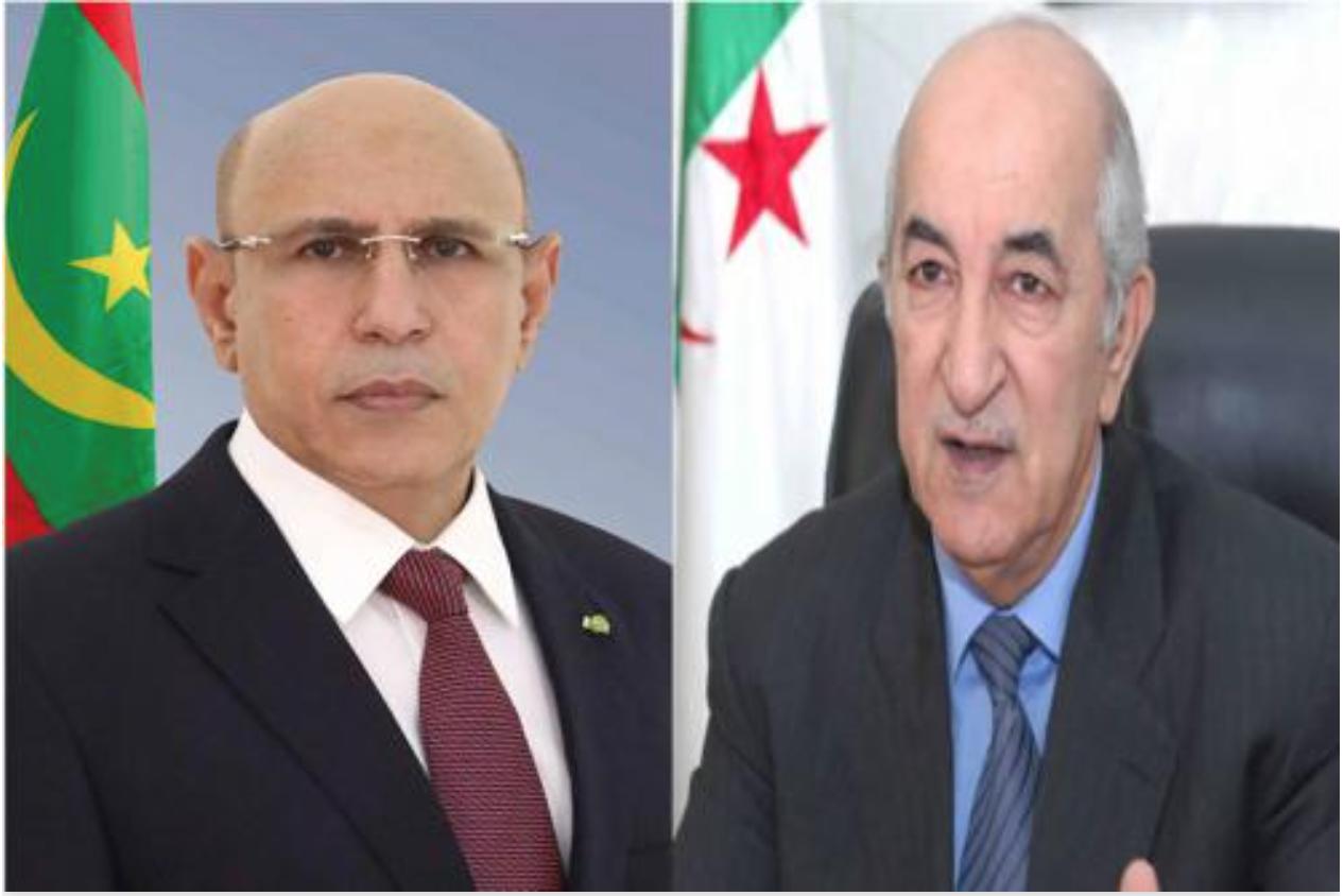 Le Président de la République présente ses condoléances à son homologue algérien