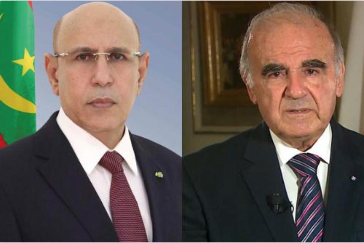 Le Président de la République félicite son homologue maltais
