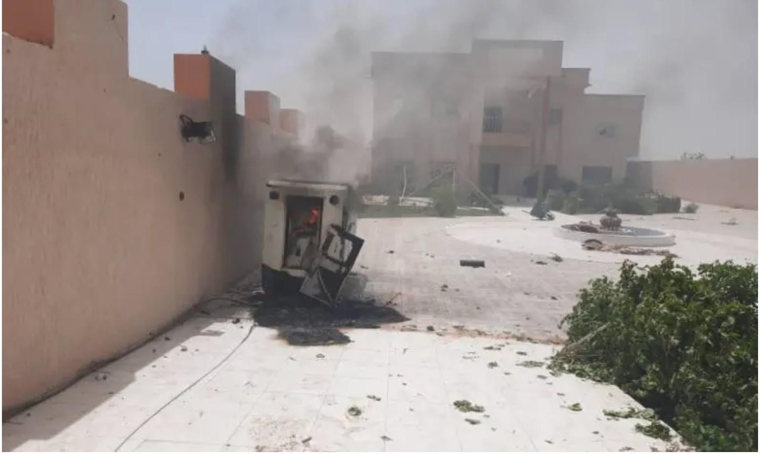 Des manifestants ont incendié des locaux de l'administration et en ont pillé les domiciles d'élus dans la moughata de R'Kiz