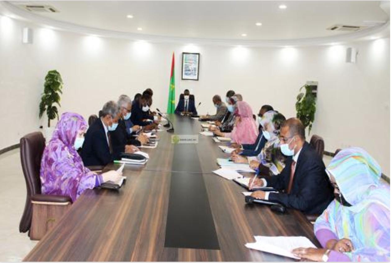 Le Premier ministre préside une réunion du comité interministériel chargé de la réforme de l'enseignement