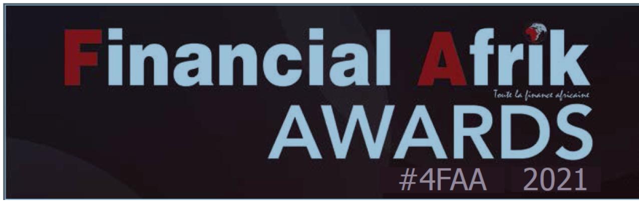 Nouakchott: la 4e édition des Financial Afrik Awards se tiendra les 16 et 17 décembre 2021