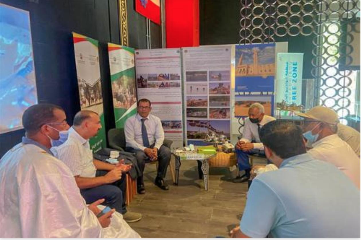 Dubaï expos 2020 : Examen des possibilités de s'investir dans la production d'un charbon ami de l'environnement
