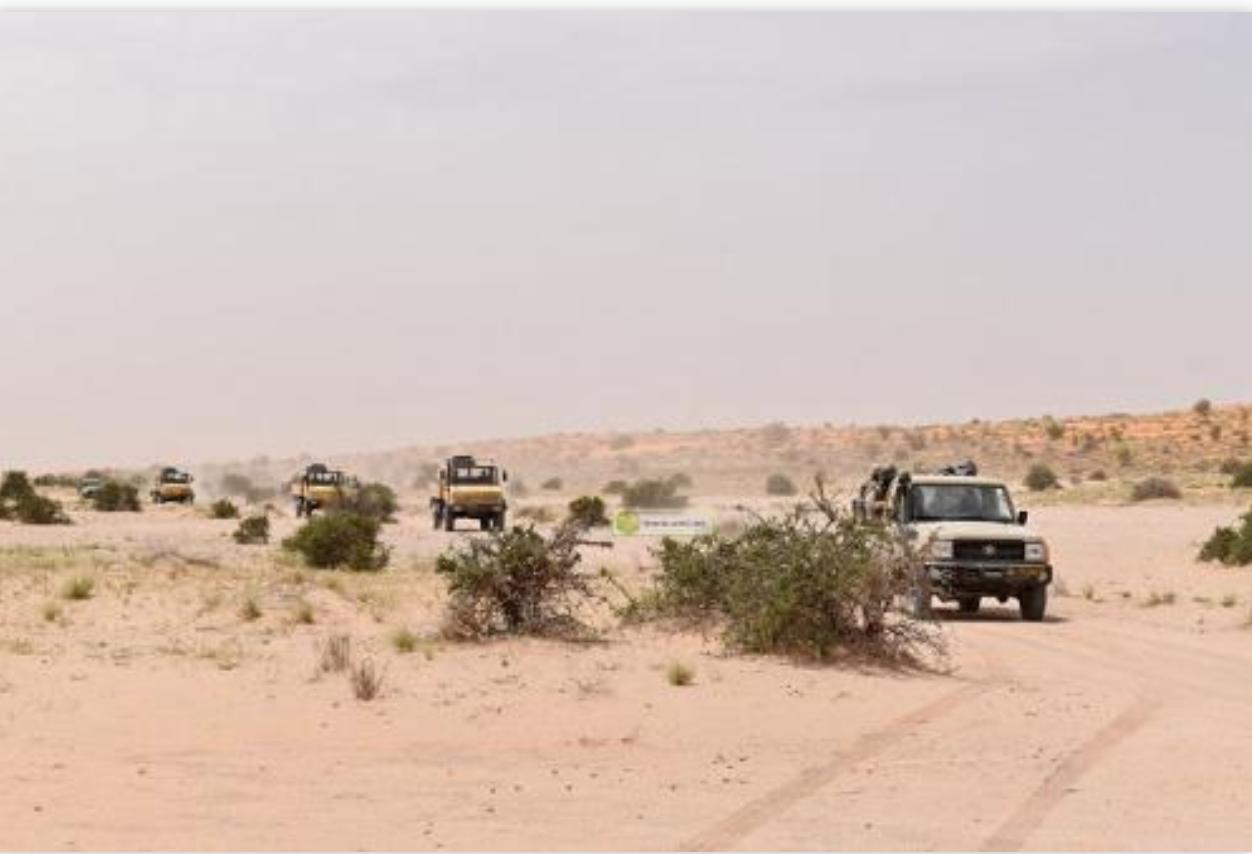 Le 6ème bataillon mauritanien de maintien de la paix hautement apprécié