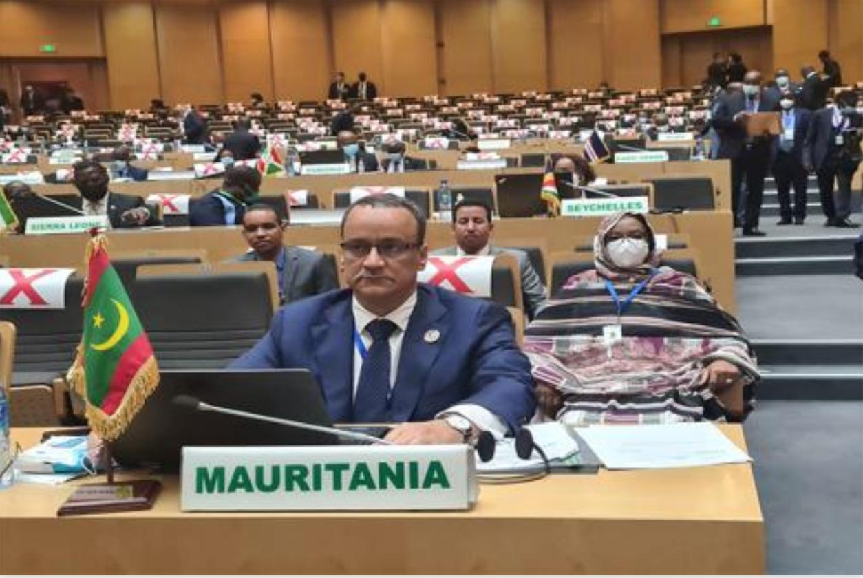 Le ministre des Affaires étrangères participe aux travaux de la 39ème session du Conseil exécutif de l'Union africaine