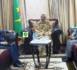 La ministre déléguée reçoit l'ambassadeur de Tunisie en Mauritanie