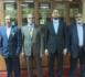 Le ministre des affaires islamiques décore des fonctionnaires de son département