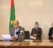 Le président Ould Ghazouani présente des chiffres sur la Mauritanie