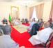 Le Président de la République rencontre les représentants de la colonie mauritanienne en France
