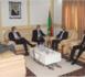 Le ministre de la Défense nationale s'entretient avec l'ambassadeur belge