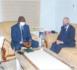 Le ministre de l'enseignement supérieur s'entretient avec l'ambassadeur de Grande Bretagne
