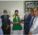 Le ministère de la Culture organise un accueil pour le poète mauritanien Mohamed El Mami Ould Mohamed Hamed