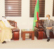 Le ministre des Affaires étrangères s'entretient avec son homologue koweïtien