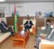 Le ministre du Pétrole reçoit l'ambassadeur du Royaume Uni