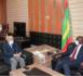 Le ministre de l'Intérieur reçoit l'ambassadeur d'Espagne