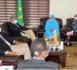 La présidente du conseil régional de Nouakchott reçoit le chef de la Délégation de l'Union européenne