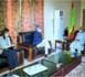 Le président de l'Assemblée Nationale reçoit le Chef de la Délégation de l'Union Européenne