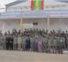 Le ministre de la Défense nationale supervise la sortie de la 14eme promotion de l'école nationale de l'Etat-major