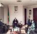 Le nouveau représentant de la FAO présente ses lettres de créances au ministre de la Coopération