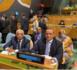 Le ministre des Affaires étrangères prend part à l'ouverture l'Assemblée générale de l'ONU