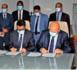 Signature d'un mémorandum pour le développement d'un projet d'hydrogène vert