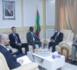Le ministre de la Défense nationale s'entretient avec le Haut Représentant de la Coalition pour le Sahel