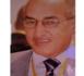 Colonel à la retraite Mohamed Ould Nagi professeur d'anglais et expert dans la lutte contre le terrorisme, ancien attaché de défense représentant aux nations Unies , NY.
