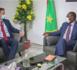 Le ministre de la Santé reçoit l'ambassadeur chef de délégation de l'UE