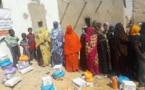 (HOUMOUM) organise la caravane du feu Ahmedou Ould Abdel Aziz (images)