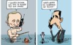 """Le Kremlin condamne les """"menaces inadmissibles"""" des Etats-Unis contre le régime syrien"""