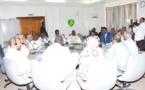 La commission de la justice de l'Assemblée Nationale examine le projet de loi sanctionnant la fabrication, l'importation, la distribution et la commercialisation des sachets de plastique souple.