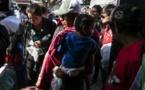 Mexique: la caravane de migrants frappe à la porte des Etats-Unis