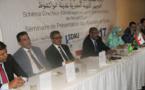 Atelier de restitution des résultats du schéma directeur d'aménagement urbain de la ville de Nouakchott